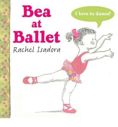 Bea and her friends have fun attending a toddler ballet class.
