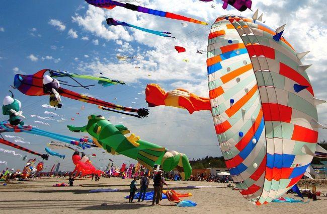 International Kite Festival Cervia