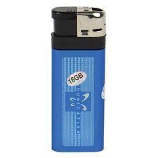 Safety Technology Cigarette Lighter Hidden Spy Camera w/ Built In 16GB DVR - NEW