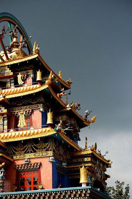 #TibetanMonastery#Coorg