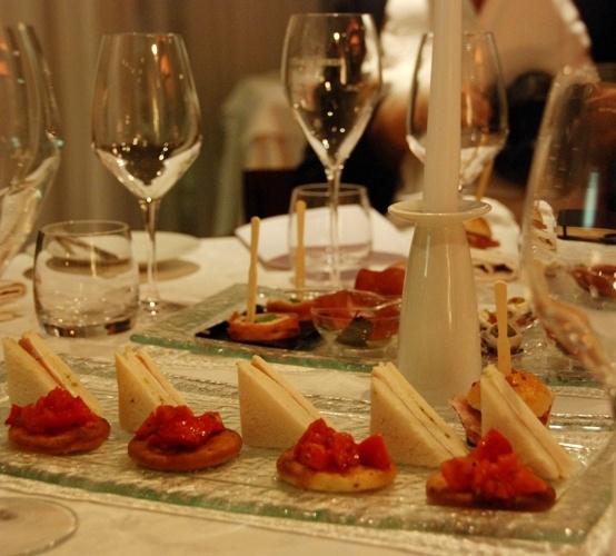 aperitivo cena