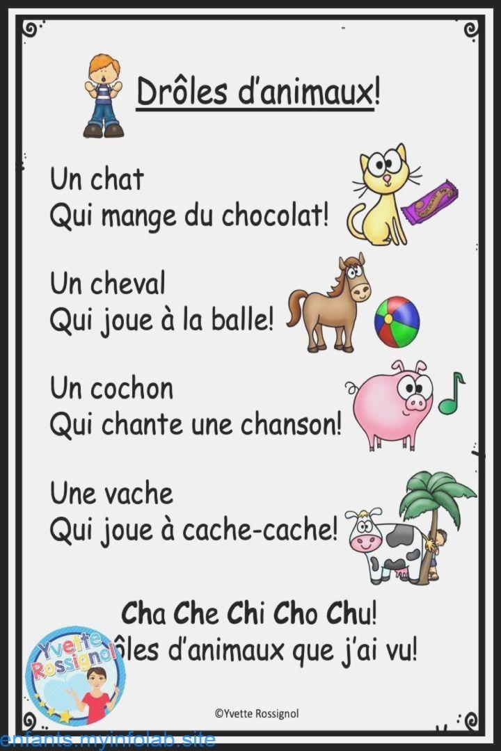 Comptine Et Activites Pour Le Son Ch En Francais I French Phonics