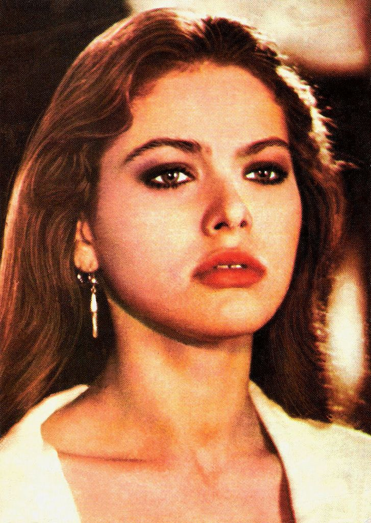 https://flic.kr/p/H9puAZ | Ornella Muti | Romanian postcard by Casa Filmului Acin.  Beautiful Italian actress Ornella Muti (1955) often appeared in sexy Italian comedies and dramas, but she also worked for such major European directors as Marco Ferreri, Francesco Rosi and Volker Schlondorff. English language audiences probably know her best as the sensuous Princess Aura in Flash Gordon (1980).  For more postcards, a bio and clips check out our blog European Film Star Postcards Already over…