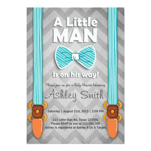 943 best baby shower invites images on pinterest invitations baby baby shower little man invitation bow tie blue filmwisefo