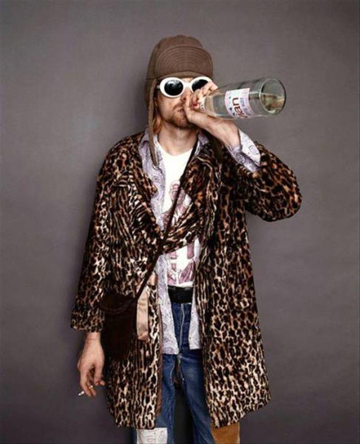 The Last Photo Shoot Of Nirvana With Kirk Cobain – 8 Pics