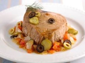 Tuna with Olives Recipe @MyMaxSea