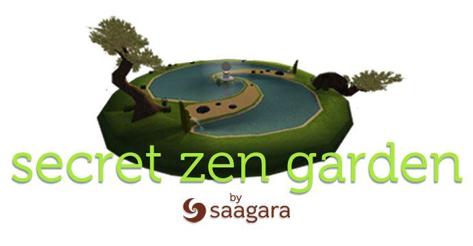 Secret Zen Garden