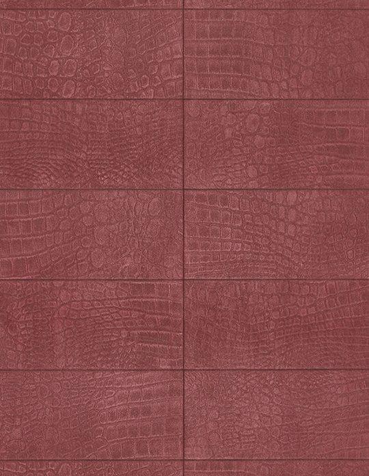 papier peint snake vinyle sur intiss effet peau de b te lie de vin saint maclou papier. Black Bedroom Furniture Sets. Home Design Ideas