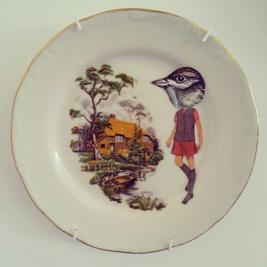 Terry Angelos Plate
