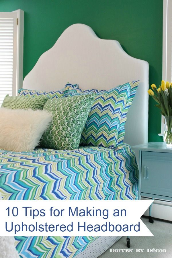 17 best images about beautiful headboards on pinterest How to make your own headboard
