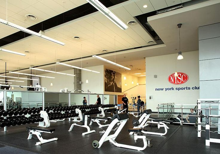 New York Sports Club White Plains City Center (With images