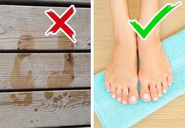 6 χρήσιμες συμβουλές για να κρατήσετε τα πόδια και τα δάχτυλά τους σε άψογη κατάσταση  #Υγεία
