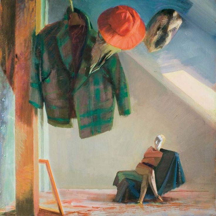 Janusz Kaczmarski, Manekin, 2006, olej na płótnie 81.5 x 81.5 cm, fot. Jacek Gładykowski - photo 1