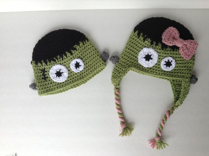 Free Crochet Character Hat Patterns | Crochet Character hat Craze! | acraftyday