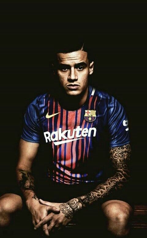 Philippe Coutinho a player of Barça now