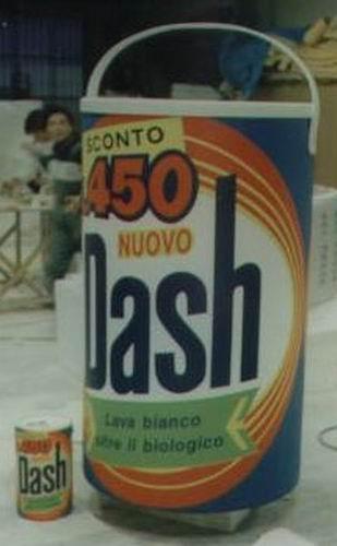 il fustino del Dash