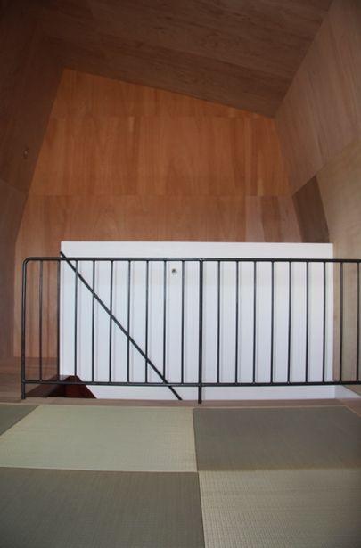 2階に計画しているゲストルームです。デザイン住宅.狭小住宅 大阪.兵庫.京都 一級建築士事務所 Coo Planning