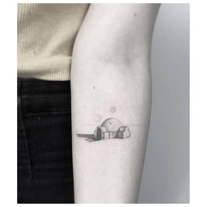 35 best images about film and book tattoos on pinterest for Luke skywalker tattoo