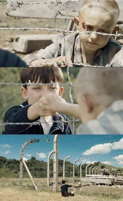 The Boy in the Striped Pajamas | Never before have I cried so hard over a movie. While it's horribly sad, it so beautiful and really opens eyes.