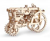 3D puzzle Traktor 97 dílků