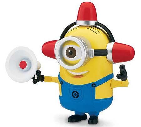 Jual mainan Minion Despicable Me 2