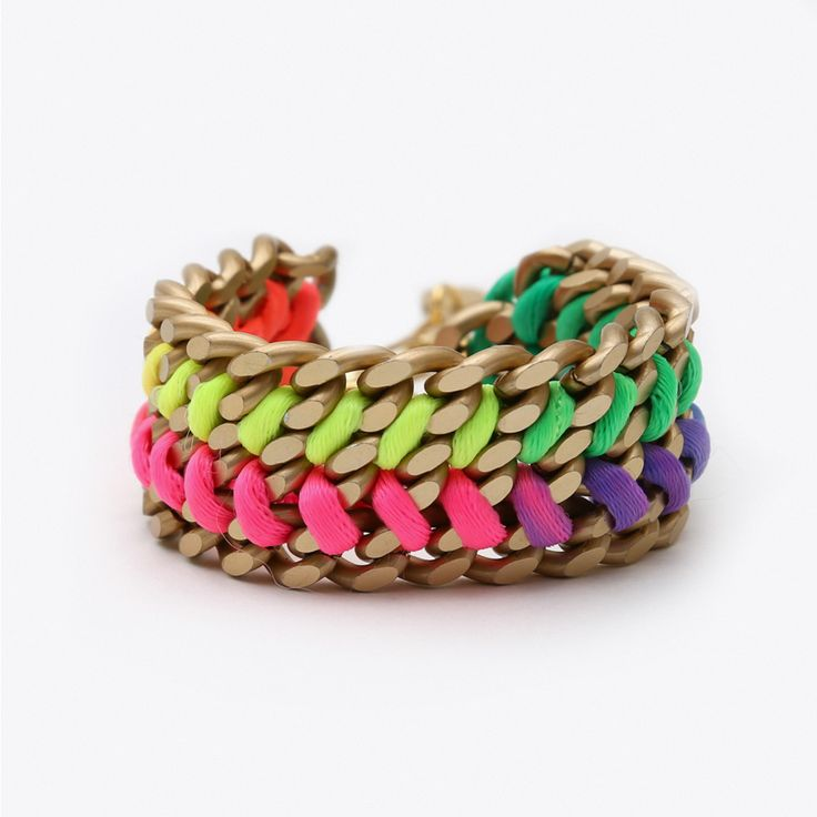 Rainbow Wristband by Hermina Wristwear - Project J