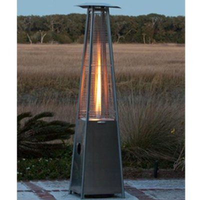 #BUY Fire Sense Stainless Steel Pyramid Flame Heater Review Order Now | Heater Style