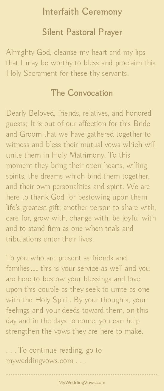 11 Best Wedding Vows Abd Love Poetry Images On Pinterest