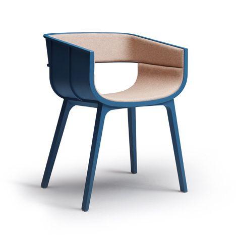 Benjamin Hubert via DezeenBenjamin Hubertfor, Eye Open, Innovation Furniture, Chairs, Blog Archives, Interiors Design, Hubertfor Casamania, Products Design, Furniture Design