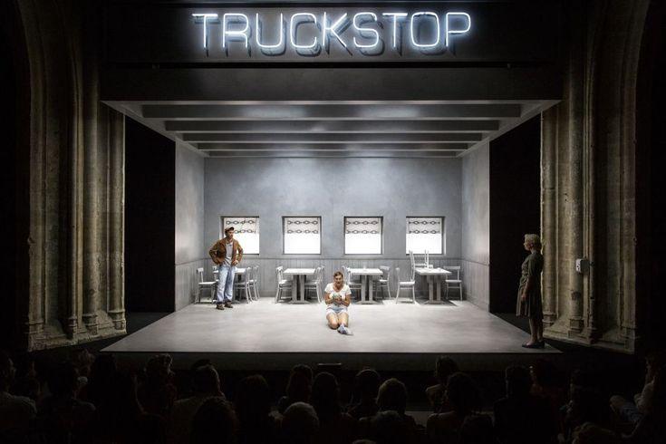 707 best contemporary theatre images on pinterest set design scenic design and stage design. Black Bedroom Furniture Sets. Home Design Ideas