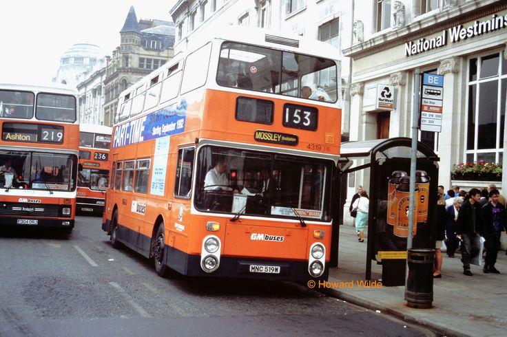 G M Buses 4319 (MRJ 519W)