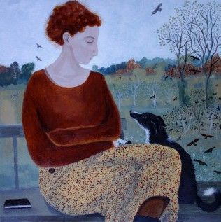 Dee Nickerson - Artists - Southwold Art Gallery, Beach Paintings, Sea Paintings, Suffolk Art, Beach Scenes