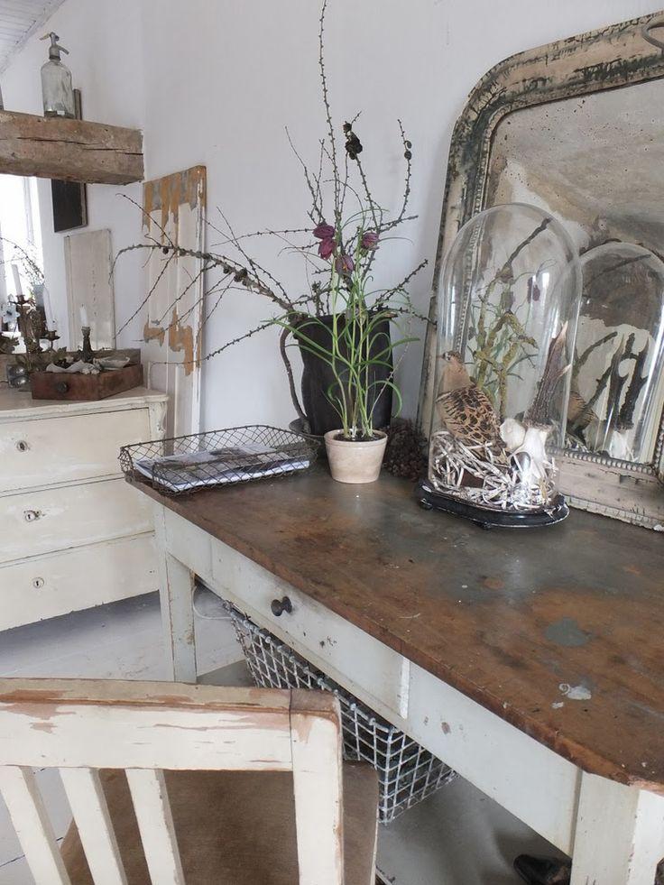 Antike möbel weiß  Die besten 20+ Antike möbel Ideen auf Pinterest | Antikes Holz ...