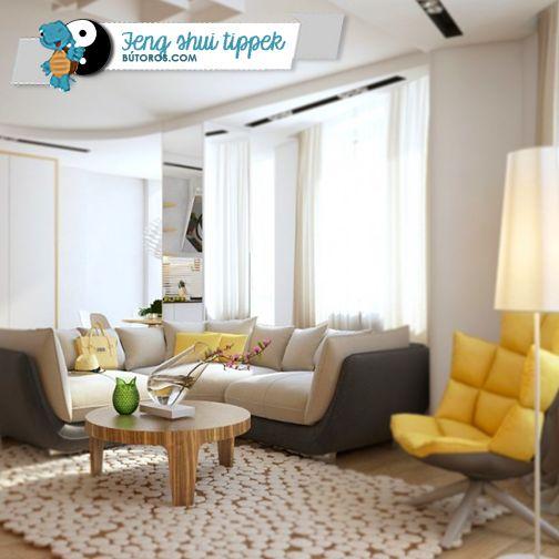 FENG SHUI-VAL A JOBB KOMMUNIKÁCIÓÉRT!  Sose tedd az összes bútort a fal mellé! A bútorok dolga segíteni a lakóknak, vendégeknek közelebb kerülni egymáshoz, javítani a kommunikációt - ami biztosan nem fog menni, ha szorosan a falhoz állítod az összes bútordarabot. Ha van szőnyeg a lakásodban, törekedj rá, hogy a bútorok legalább egy lába a szőnyegen legyen, ne pedig körülötte! Így az emberek közelebb kerülhetnek egymáshoz, és otthonosabban érzik magukat nálad. #fengshuitippek