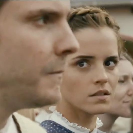 """Emma Watson Is A Badass On A Mission To Rescue Her Boyfriend In """"Colonia"""""""