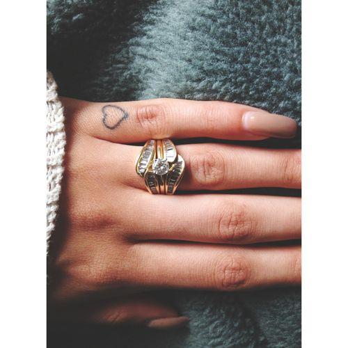 Simple Heart | pinkie tattoo