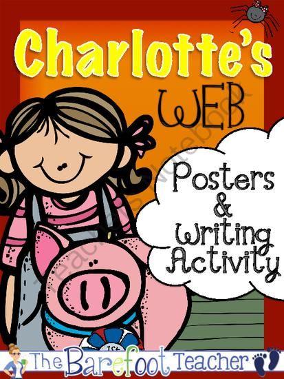 Charlotte's Web Theme Units