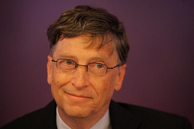 Meet Bill Gates, the Man Who Changed Open Source Software