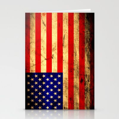 United States Stationery Cards by Fine2art - $12.00