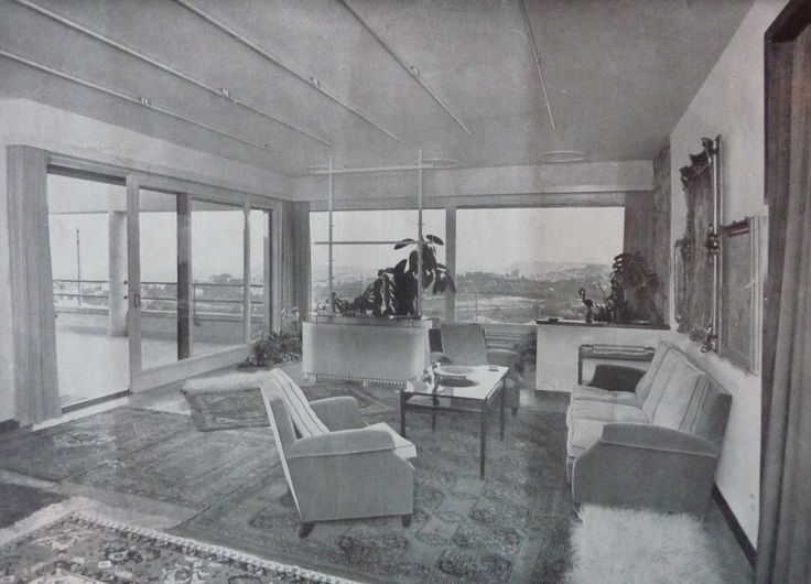 Interiore in Járitz-villa, Budapest, Baba Str. 14.