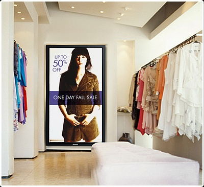 Digital Signage in the retail setting - aiding customers see visual prompts to buy #doohdas open for entries June 1st - September 30th www.doohdas.com