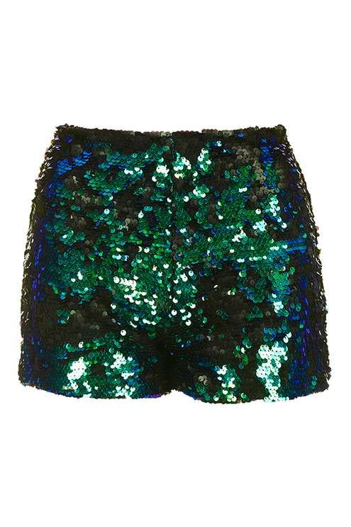 Sequin Shorts by We All Shine