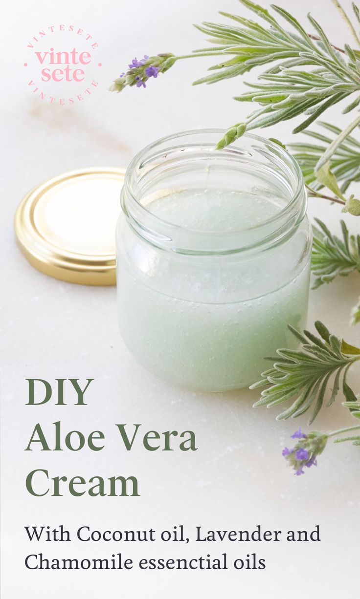The perfect cream to regenerate the skin, it's extremely easy to make and with all natural ingredients.