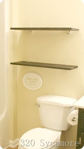 128 best DIY bathroom ideas images on Pinterest | Bathroom ...