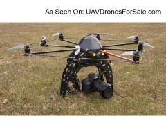 USED: MK OCTOKOPTER Photohigher AV200 XL PRO with Stabilized Gimbal For Sale. http://uavdronesforsale.com/index.php?page=item=235