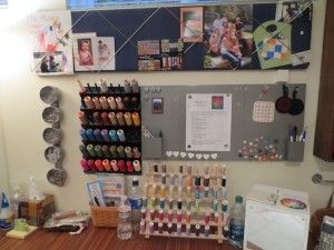 Small Item Storage Sewing Space Pinterest Sewing Rooms Sewing