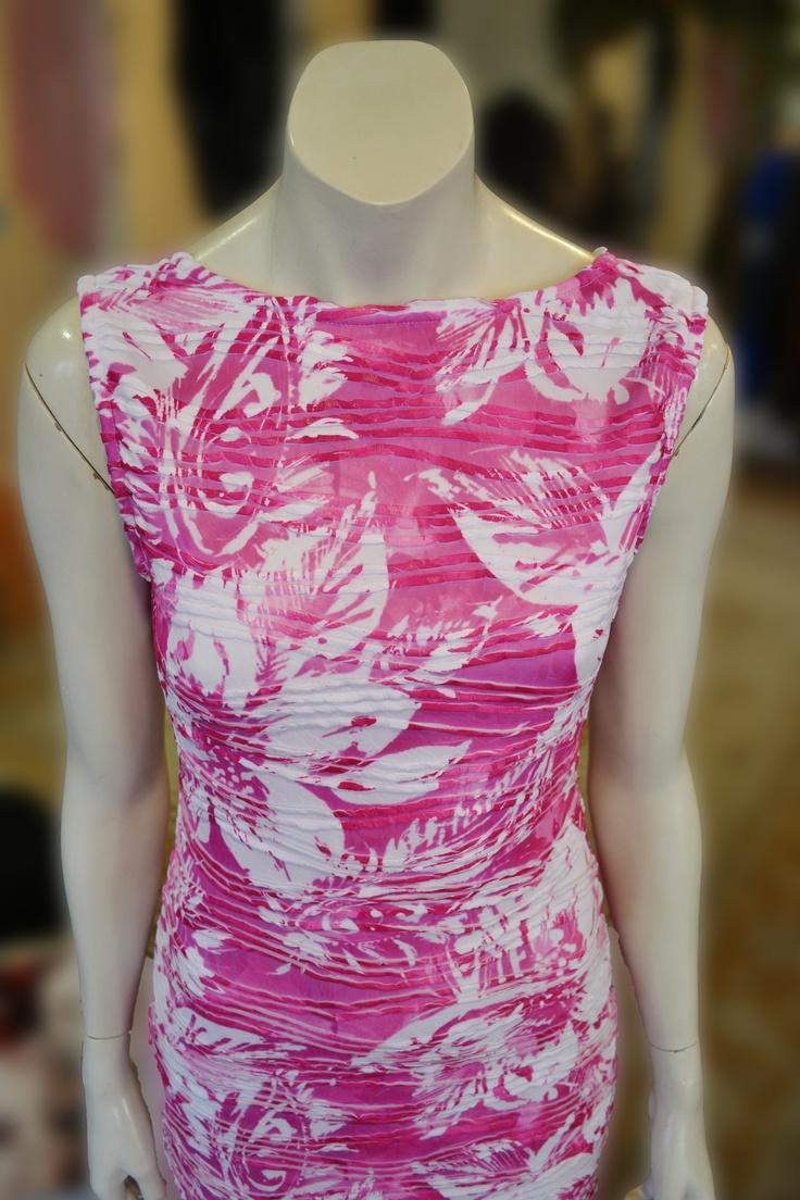 Joseph Ribkoff - Beautiful SS13 Reversible Dress