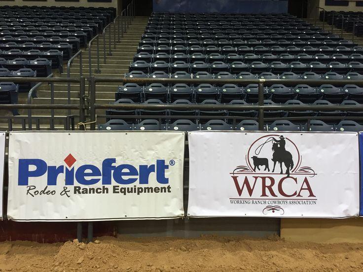 WRCA - Working Ranch Cowboys Association finals 2015