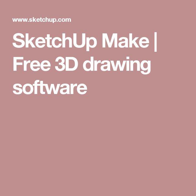 SketchUp Make | Free 3D drawing software