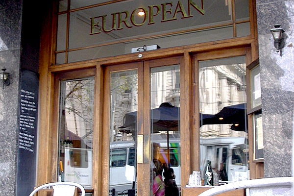 The European, Melbourne